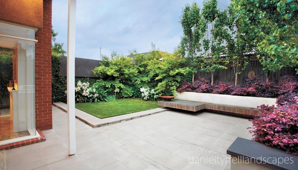 Gallery for Backyard landscaping melbourne