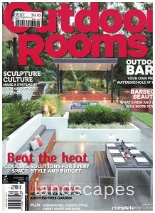 OUTDOOR ROOM FRONT COVER 21ST EDITION